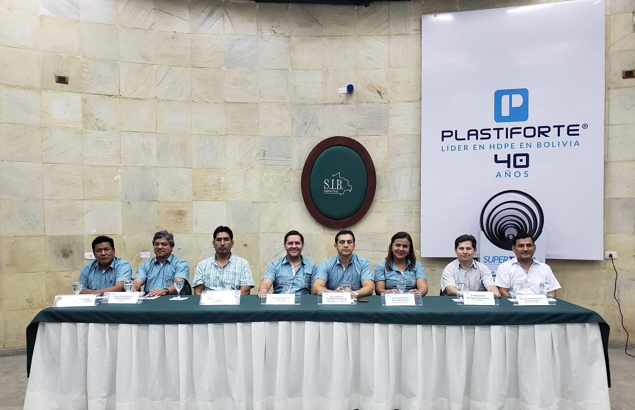 ABIS, SIB y Plastiforte sellan Alianza Estratégica de Apoyo Interinstitucional